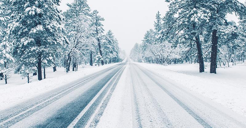 téli hónapok során az utazás
